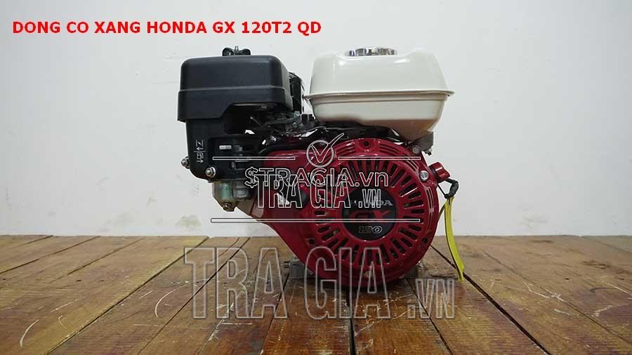 Động cơ xăng Honda GX 120T2 QD