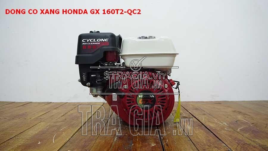 Động cơ xăng Honda GX 160T2 QC2