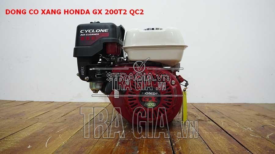 Động cơ xăng Honda GX 200T2 QC2