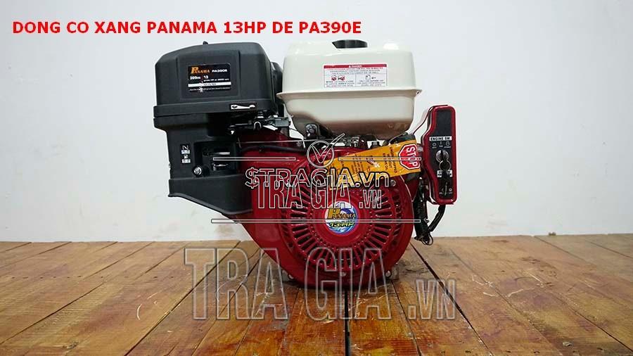 Động cơ xăng PANAMA 13HP PA390E (đề)