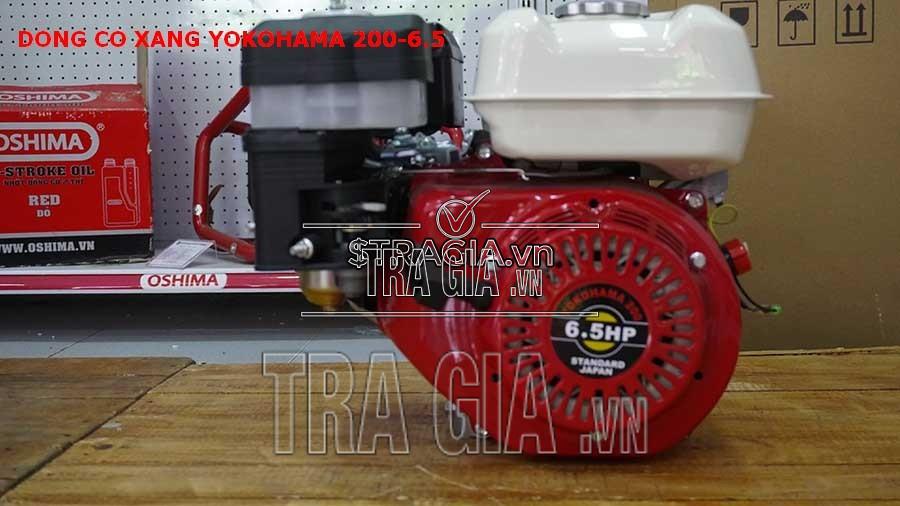 Động cơ xăng YOKOHAMA 200 6.5HP