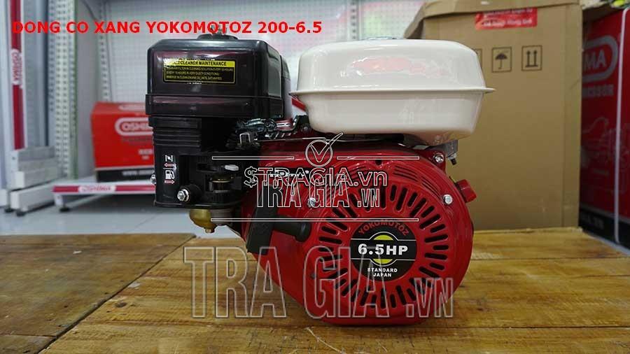 Động cơ xăng YOKOMOTOZ 200 6.5HP