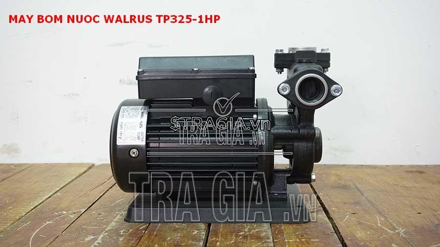 Máy bơm Walrus TP325-1HP chính hãng