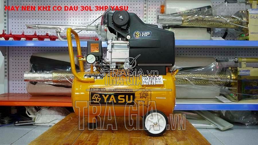 Máy nén khí có dầu 30L-3HP-Yasu