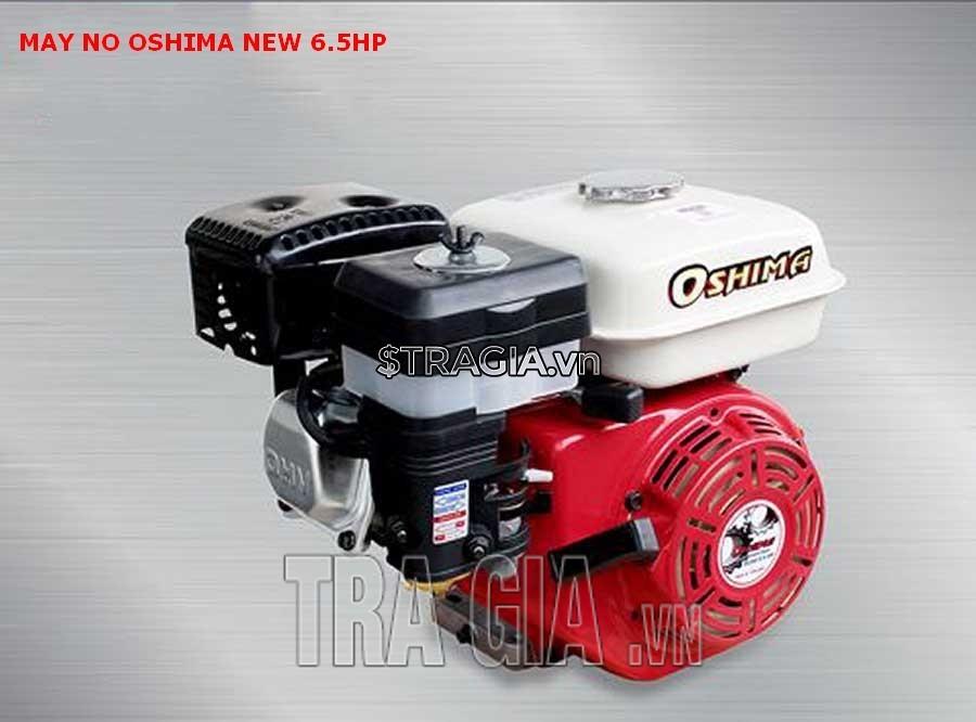 Động cơ nổ OSHIMA 6.5HP được sản xuất tại Thái Lan đảm bảo chất lượng