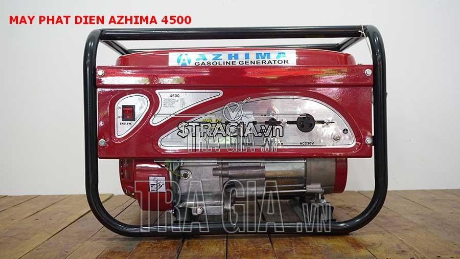Máy phát điện AZHIMA 4500 không đề