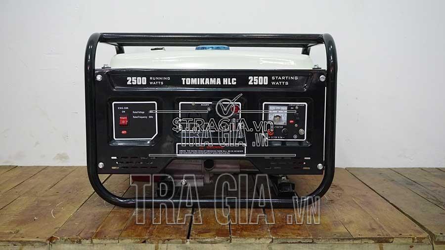 Máy phát điện TOMIKAMA 2500