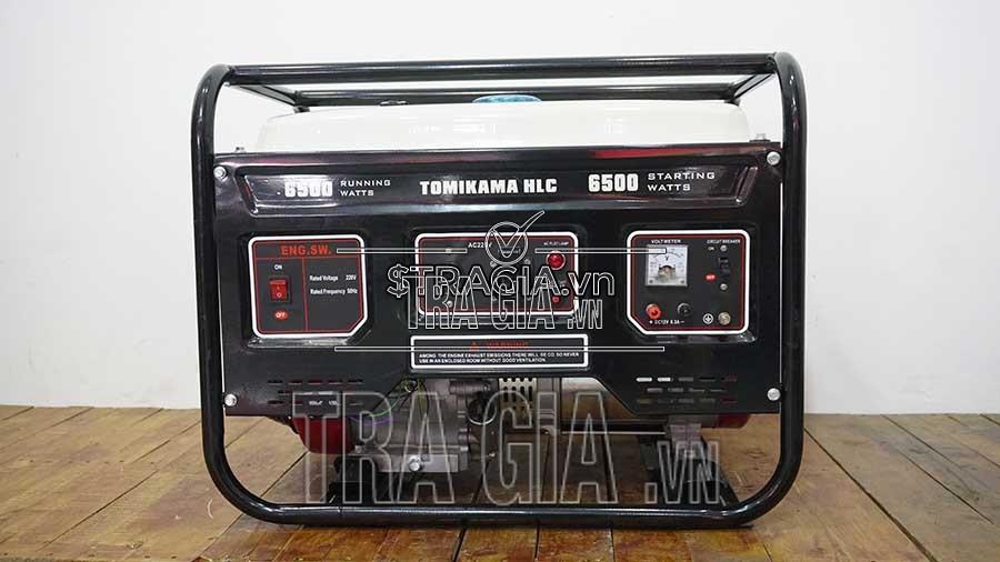 Máy phát điện Tomikama 6500 (giật nổ)