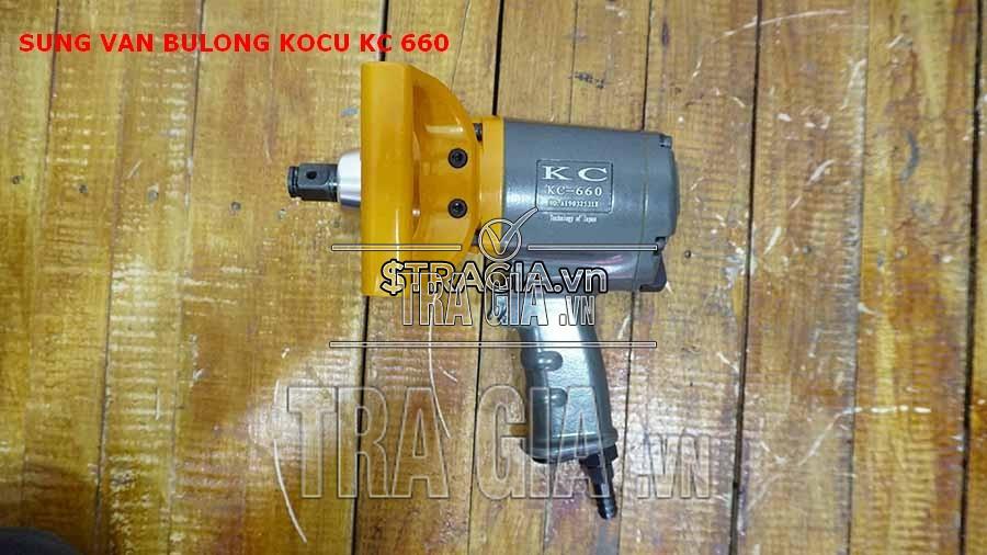 Súng vặn bu lông Kocu KC-660