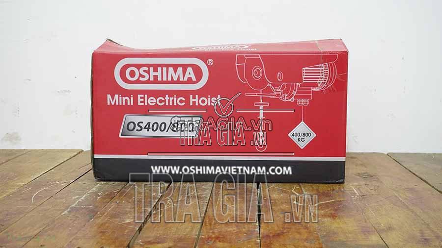Palang điện Oshima OS 400/800 chính hãng