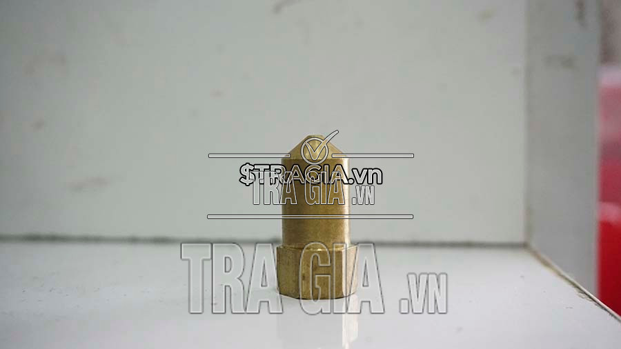 Đầu đồng phun xịt rửa xe dây đai ngắn