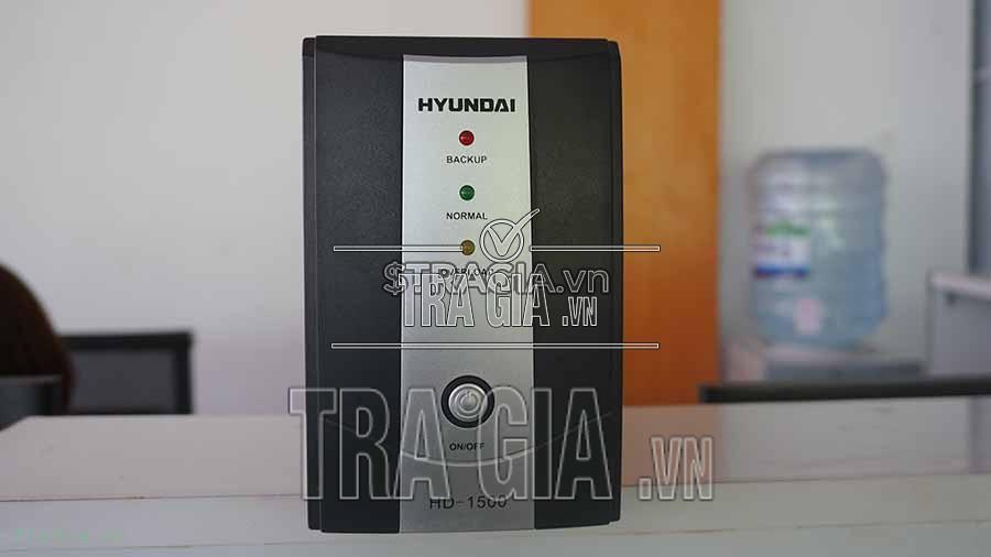 Bộ lưu điện Hyundai HD 1500VA chính hãng