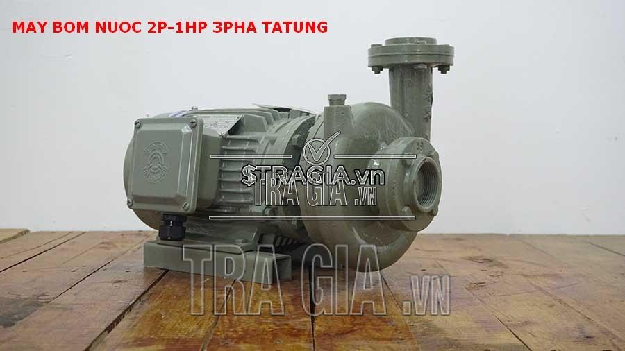 Bơm nước 2P-1HP 3pha chất lượng