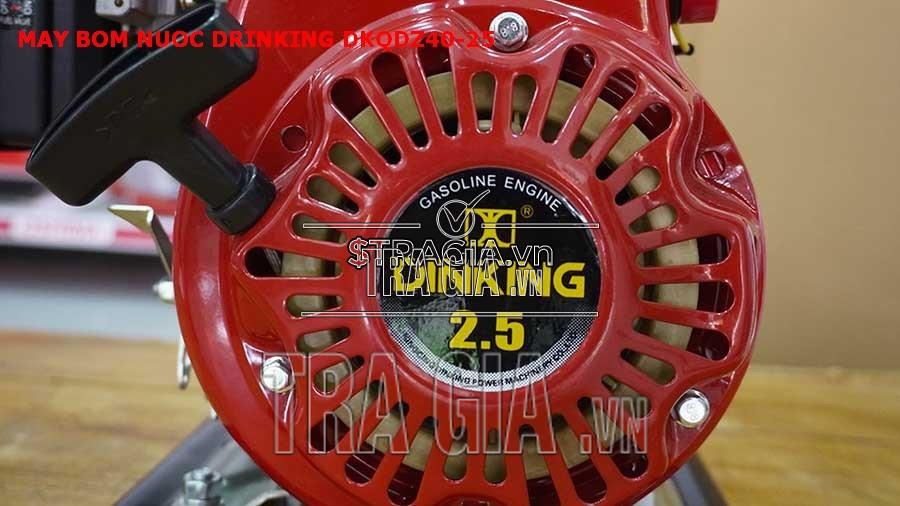 Tay giựt khởi động của máy bơm nước Drinking DKQDZ40-25