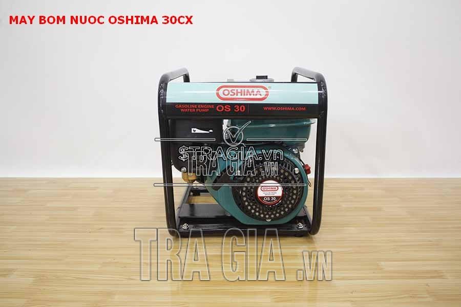 Mặt động cơ máy bơm oshima OS 30CX (OS30)