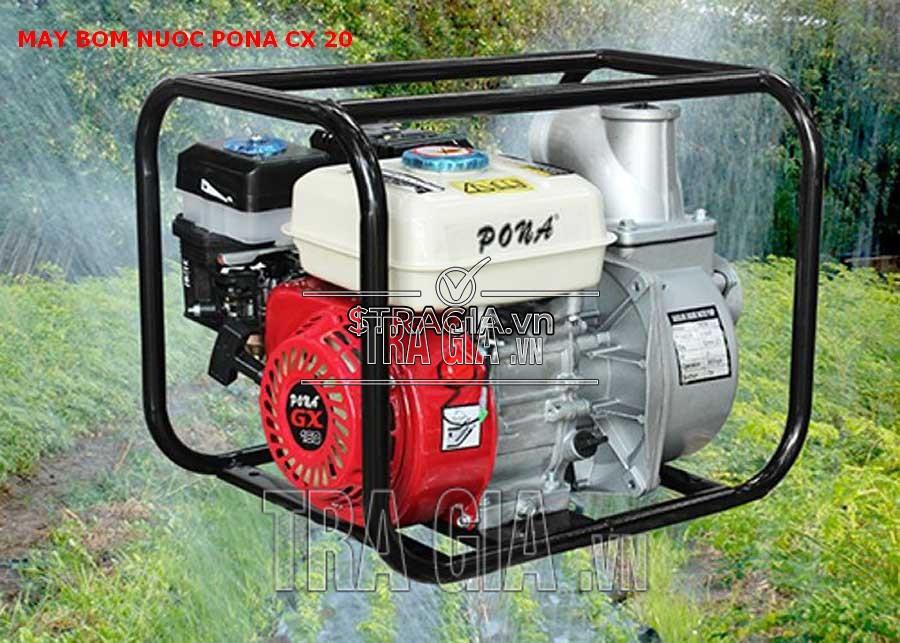 Máy bơm PONA CX 20 chính hãng