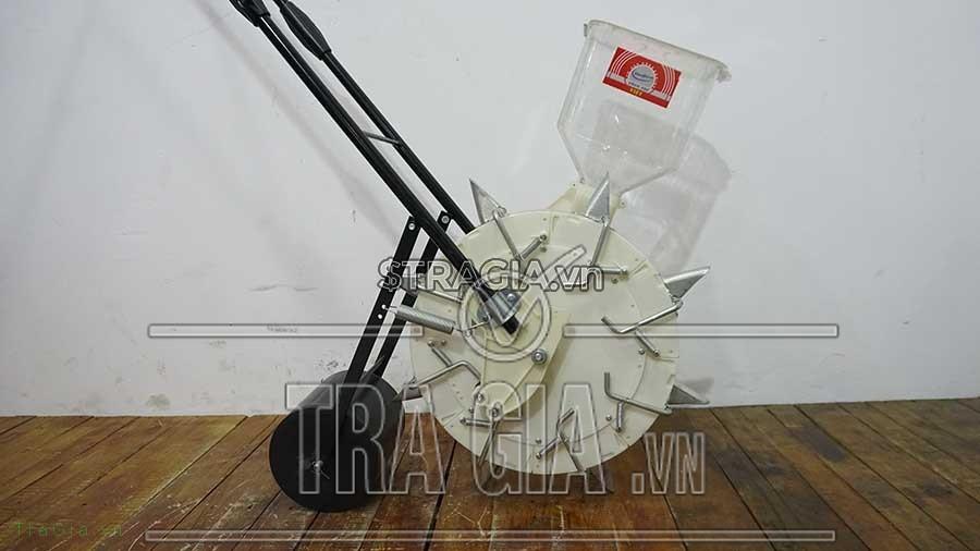 Mặt trươc máy gieo hạt VHG988
