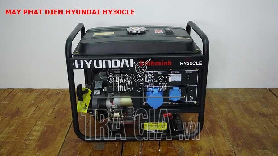 Máy phát điện HYUNDAI HY30CLE