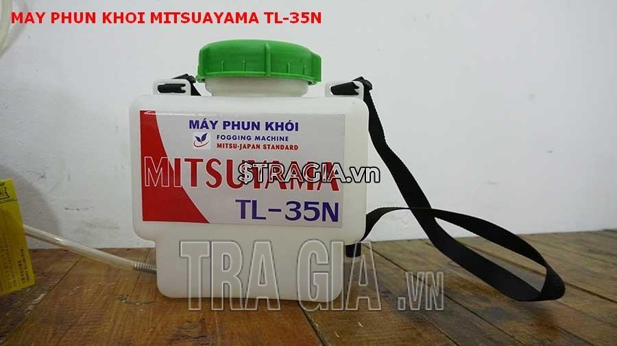Bình chứa hóa chất của máy phun khói Mitsuyama TL-35N