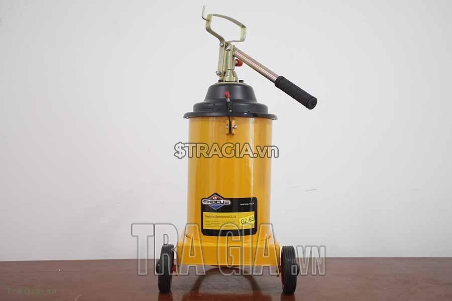Dung tích bình chứa của máy lên đến 12 lít