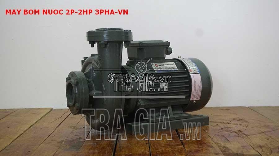 Máy bơm nước 2P-2HP-3pha-VN