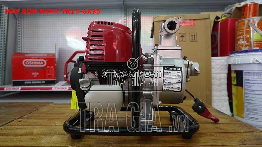 Máy bơm nước yk15-gx35 chất lượng