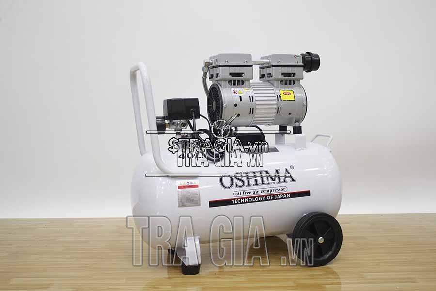 Máy bơm khí không dầu Oshima 40 lít