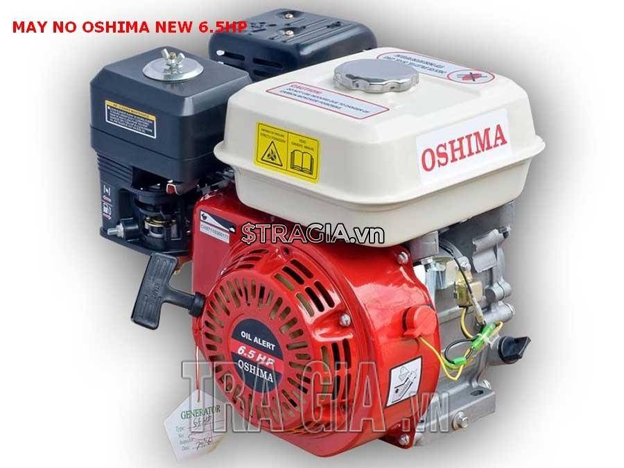 Động cơ xăng OSHIMA NEW 6.5HP dùng để chạy ghe xuồng, rửa xe, phát điện
