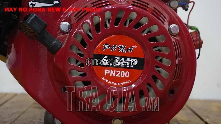 Động cơ nổ PONA PN200 6.5HP công suất 6.5HP mạnh mẽ công với tay giật nổ dễ khởi động