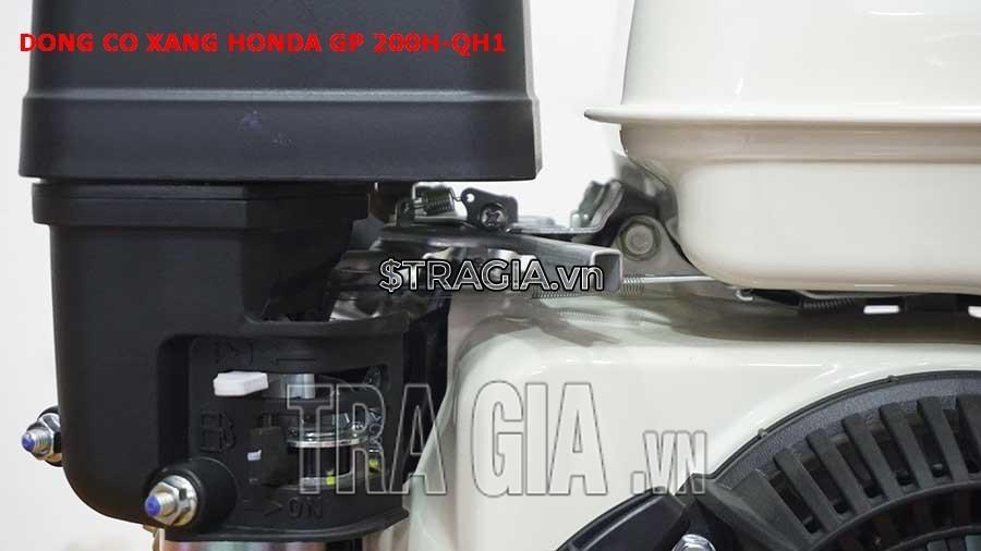Tay ga của máy nổ Honda GP 200H QH1