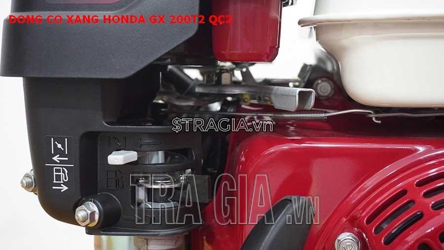 Tay ga của máy nổ Honda GX 200T2 QC2