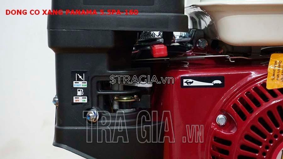 Tay ga của máy nổ PANAMA 5.5HP PA160