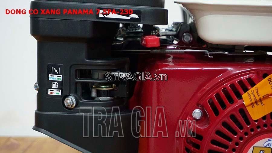 Tay ga của máy nổ PANAMA 7.5HP PA230