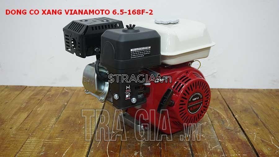 Máy nổ VINAMOTO 6.5HP 168F là sản phẩm được tin dùng trong chạy ghe xuồng, động cơ cho máy tuốt lúa,...