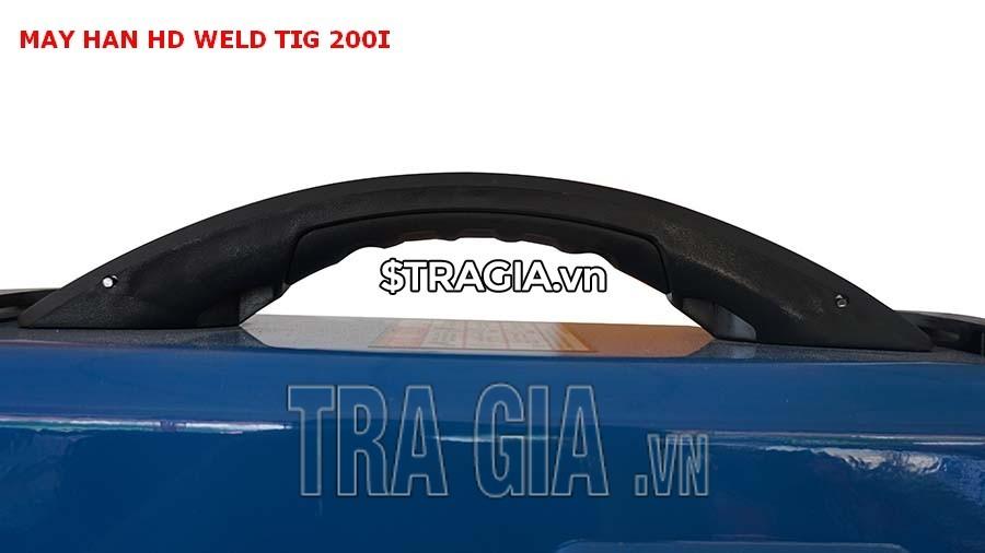 Tay cầm của máy hàn điện tử HD TIG 200i
