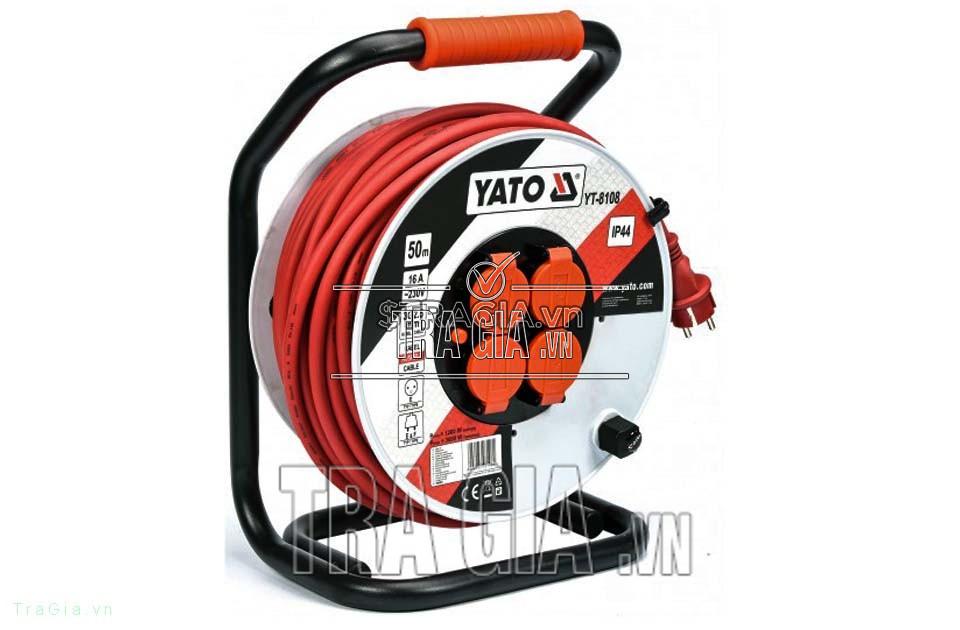 Cuộn dây điện Yato 50m YT-8108
