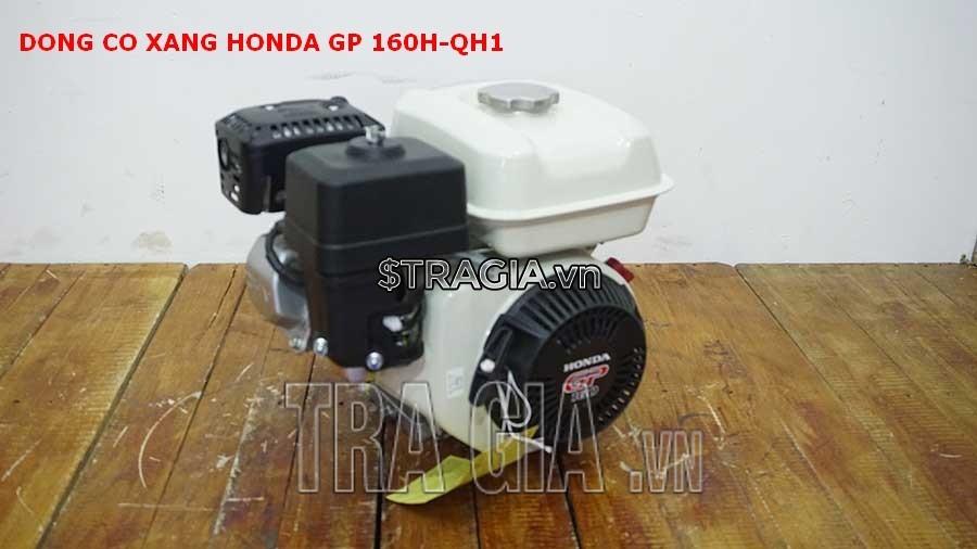 Động cơ xăng Honda GP 160H QH1 là sản phẩm được tin dùng trong chạy ghe xuồng, động cơ cho máy tuốt lúa,...