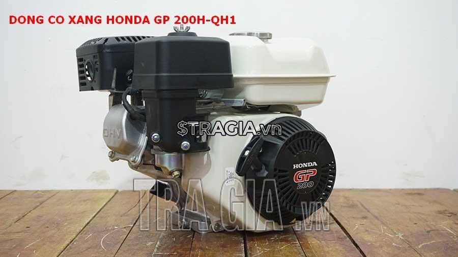 Động cơ nổ Honda GP 200H QH1 là sản phẩm được tin dùng trong chạy ghe xuồng, động cơ cho máy tuốt lúa,...