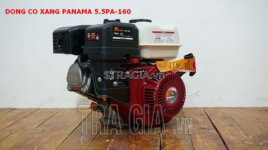Máy nổ PANAMA 5.5HP PA160 là sản phẩm được tin dùng trong chạy ghe xuồng, động cơ cho máy tuốt lúa,....