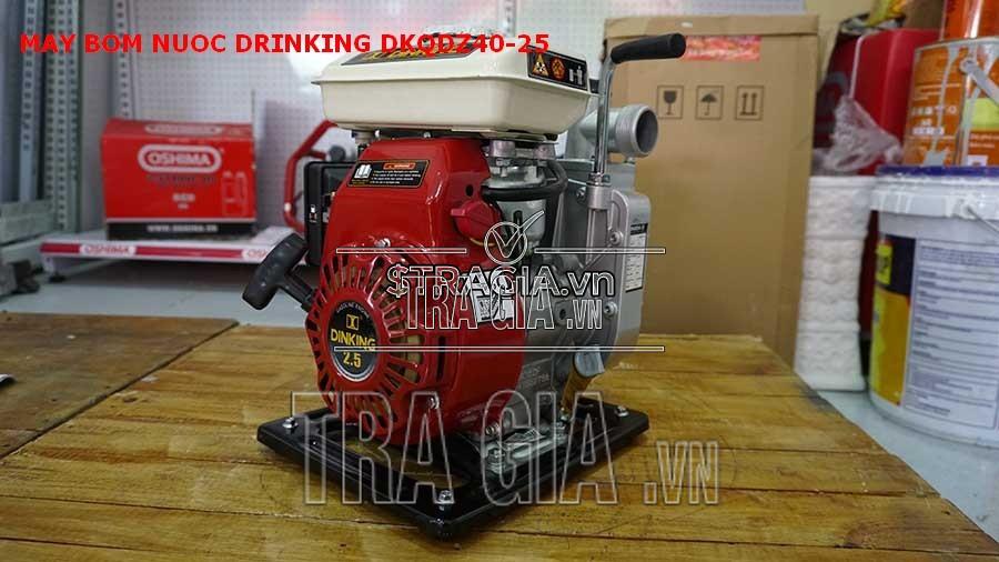 Máy bơm nước Drinking-DKQDZ-25 tiện dụng