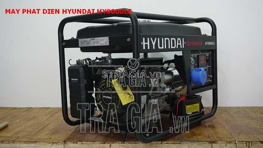 Máy phát điện Hyundai HY9000LE