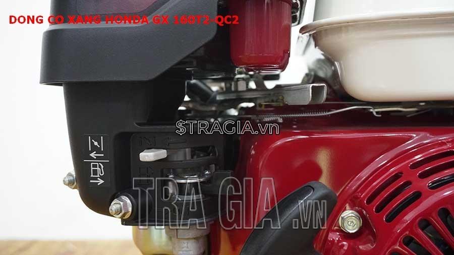 Tay ga của máy nổ Honda GX 160T2 QC2