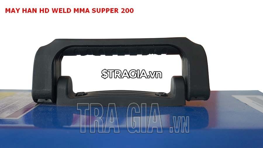 Tay cầm của máy hàn điện tử HD MMA Super 200