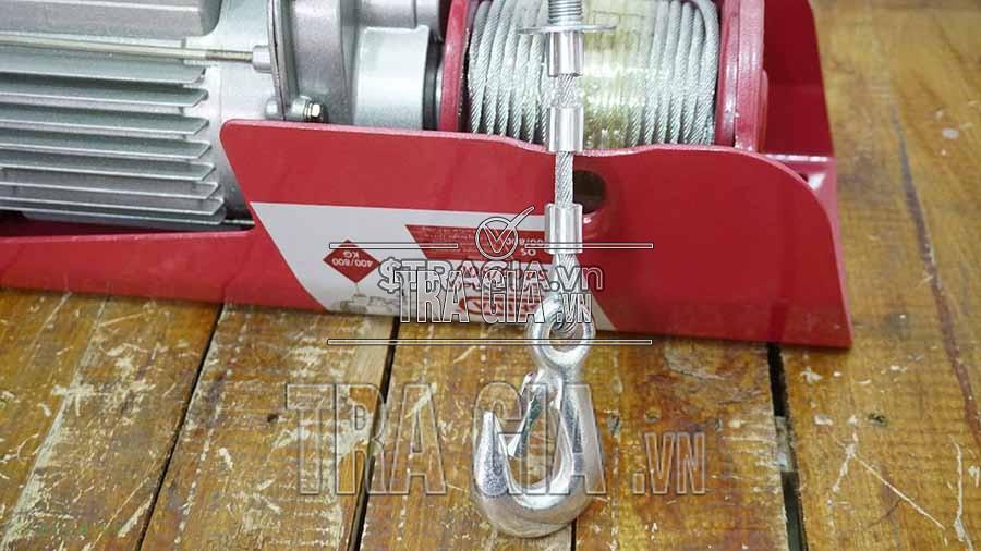 Palang điện oshima os 400/800 dễ dàng sử dụng