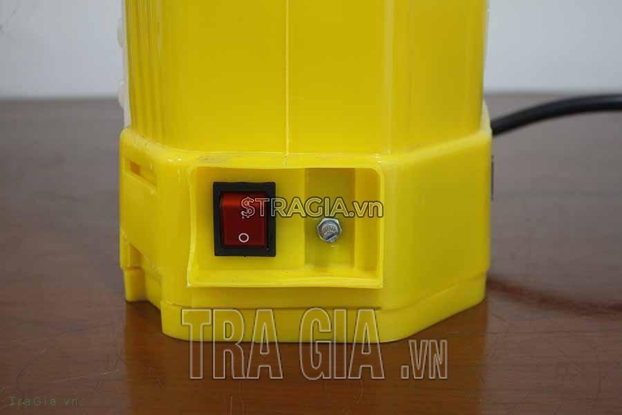 Bình xịt điên Pagoda 16D an toàn khi sử dụng