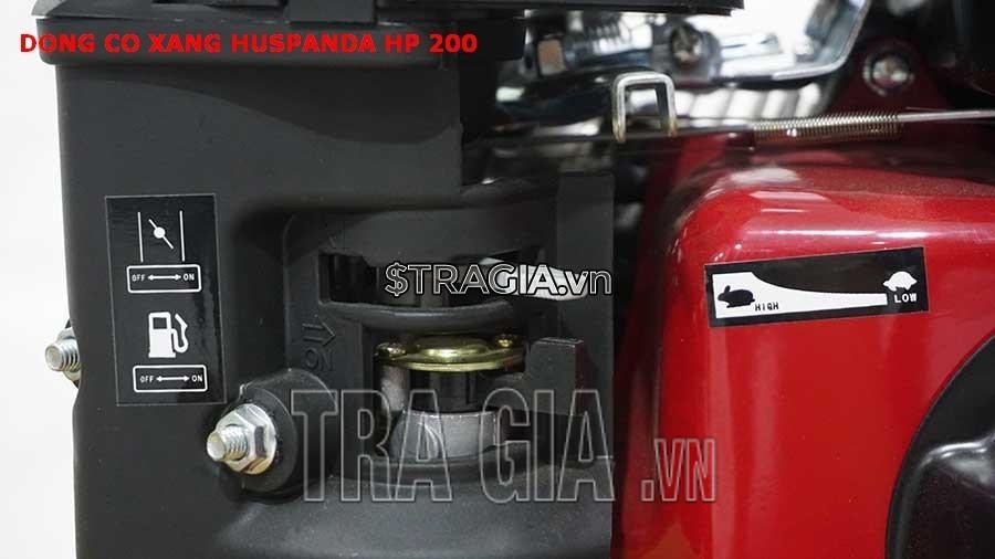 Tay ga của máy nổ Huspanda HP200