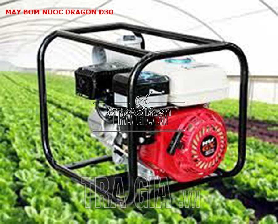 Máy bơm Dradon D30 được sử dụng phổ biến trong nông nghiệp