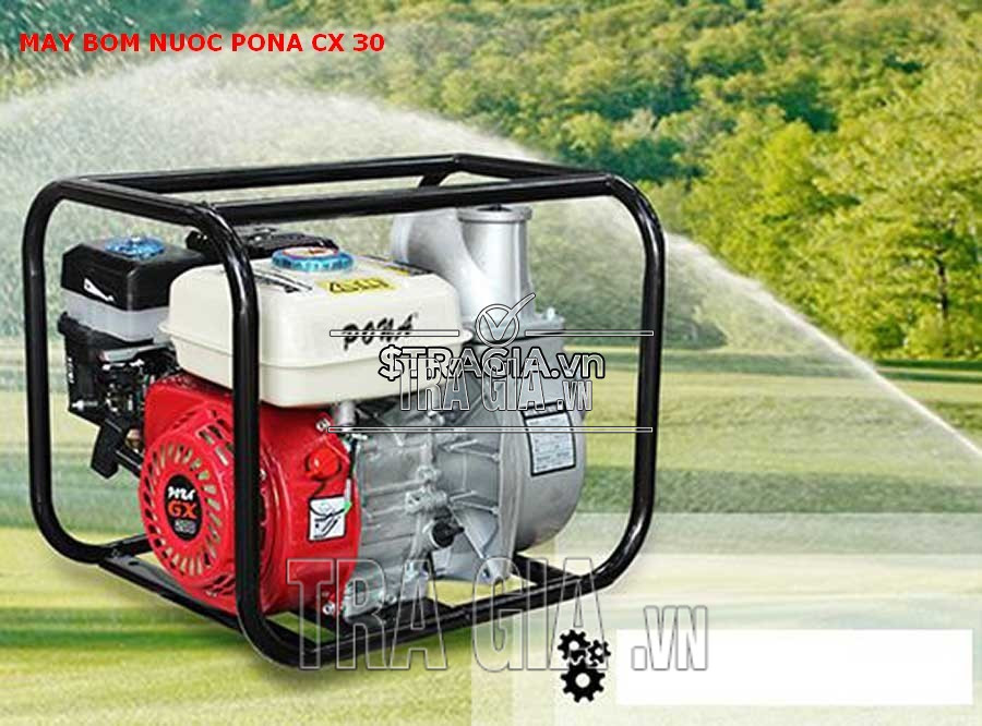 Động cơ máy bơm PONA CX 30