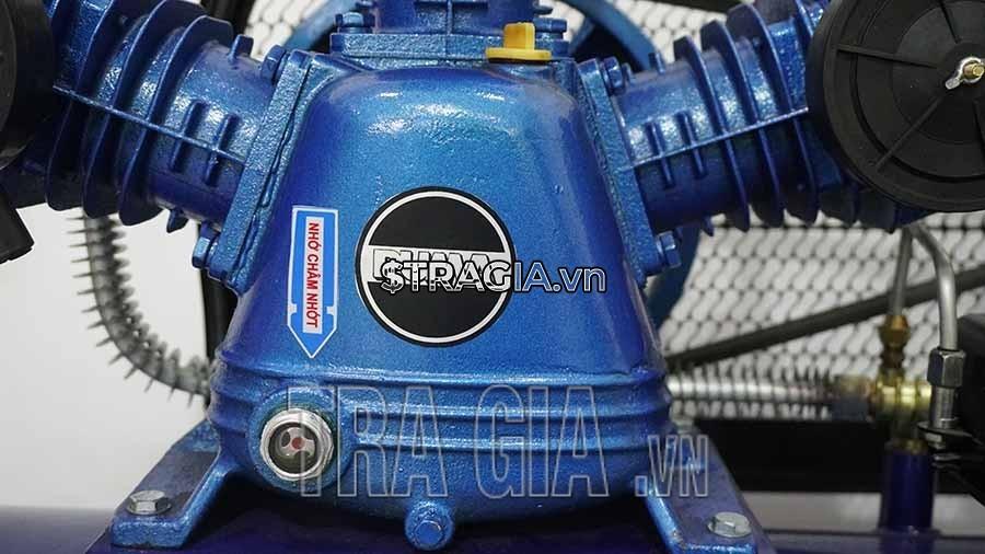 Đầu nén khí của máy nén khí PUMA 3HP-100L