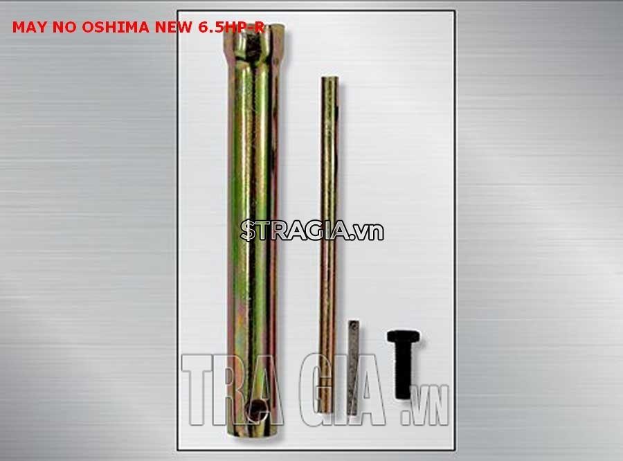 Phụ kiện đi kèm động cơ nổ OSHIMA NEW-R 6.5HP
